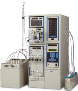 Solid Phase Extraction System Dioxin Analysis Fms