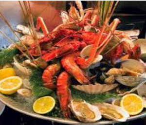 Dioxins & PCBs in Seafood